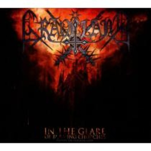 In the Glare of Burning Churches [CD]
