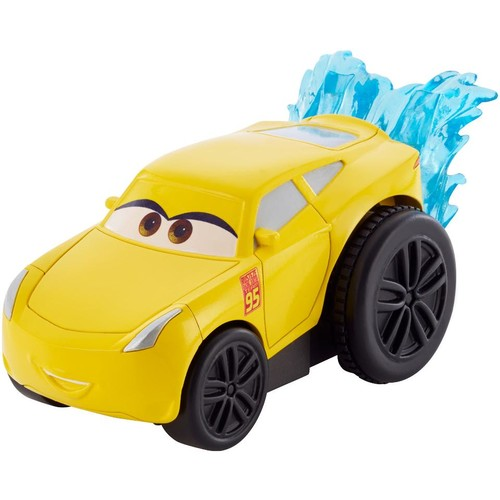 Disney Pixar Cars 3 Splash Racers Vehicle - Cruz Ramirez