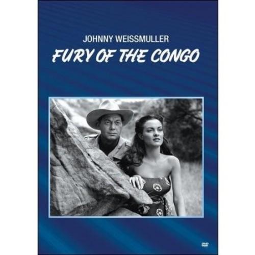 Fury of the Congo [DVD] [1951]