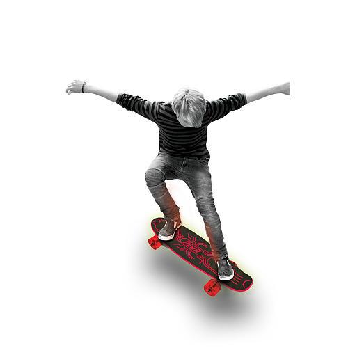 Neon Hype Skateboard