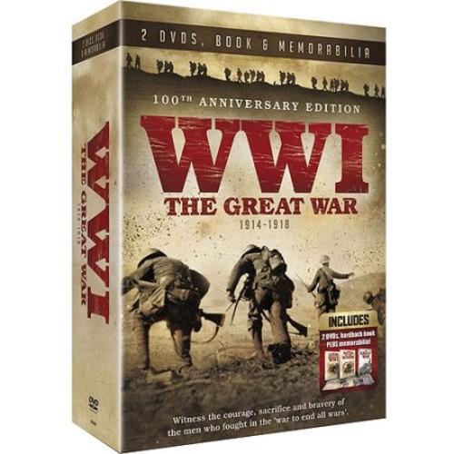 Wwi The Great War: 100Th Anniversary Memorabilia Set ( (DVD))