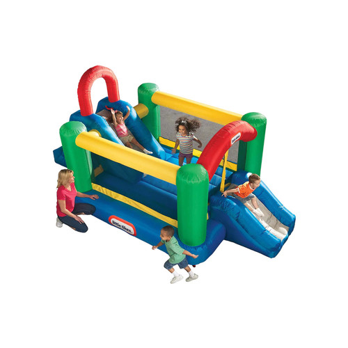 Little Tikes Jump and Double Slide Bouncer [Bouncer]