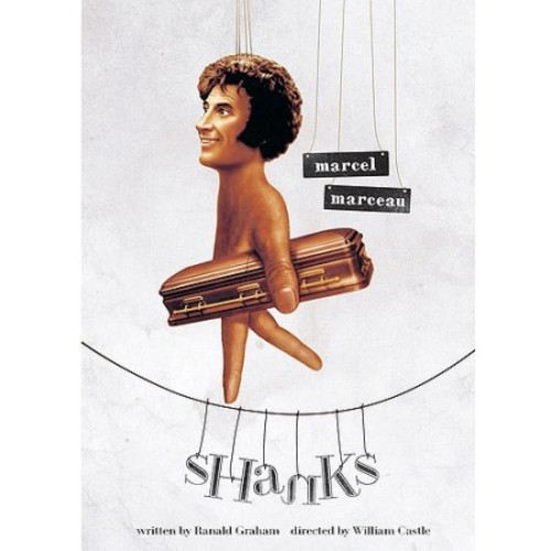 Shanks [Blu-ray] [1974]