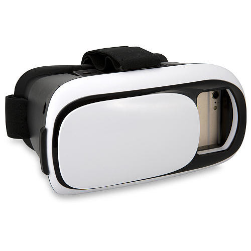 iLive 3D Virtual Reality Headset - White