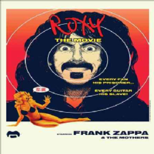 Roxy: The Movie (Blu-ray Disc)