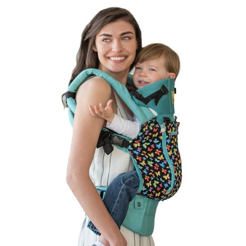 LILLEbaby Complete All Seasons Baby Carrier - Flutter