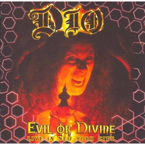 Dio - Evil or Divine Live in New York [CD]