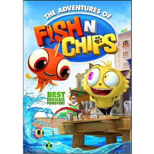 Fish N' Chips the Movie [DVD] [2013]