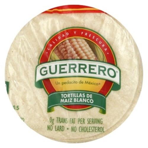 Guerrero White Corn Tortillas 30 ct