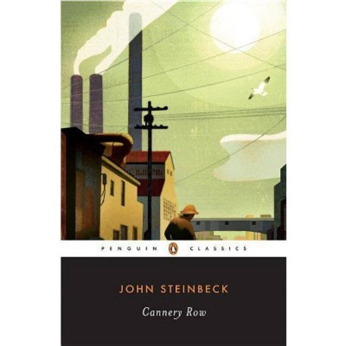 John Steinbeck; Susan Shillinglaw Cannery Row