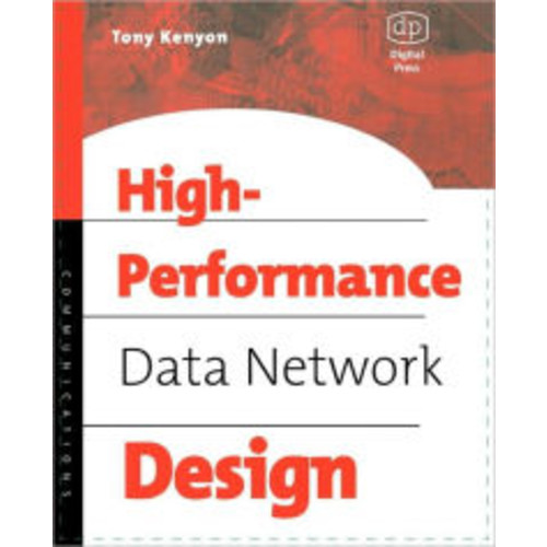 High Performance Data Network Design: Design Techniques and Tools / Edition 1