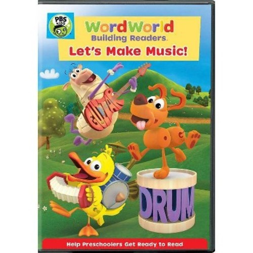WordWorld: Let's Make Music!