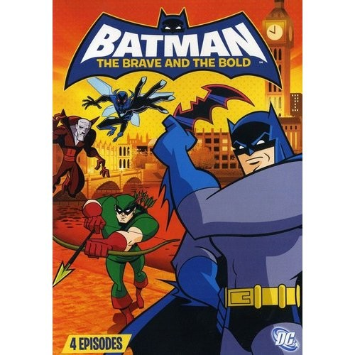 Batman: The Brave and the Bold, Vol. 2 [DVD]