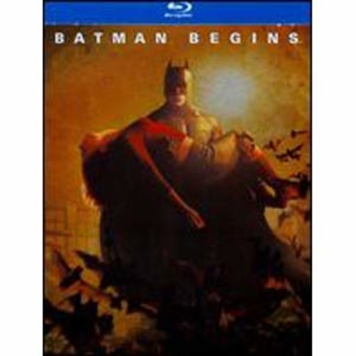Batman Begins [Blu-ray] WSE DD5.1/DTHD