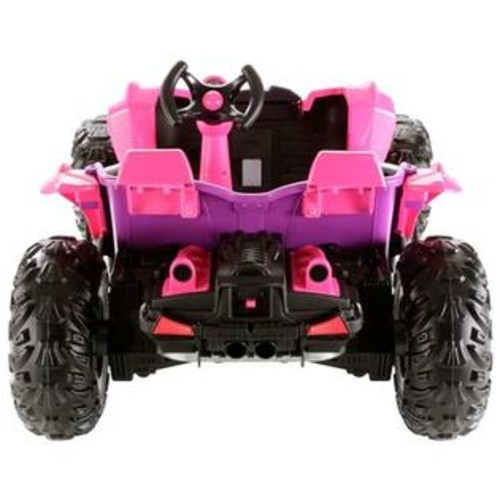 Fisher-Price Fisher Price Power Wheels Pink Dune Racer