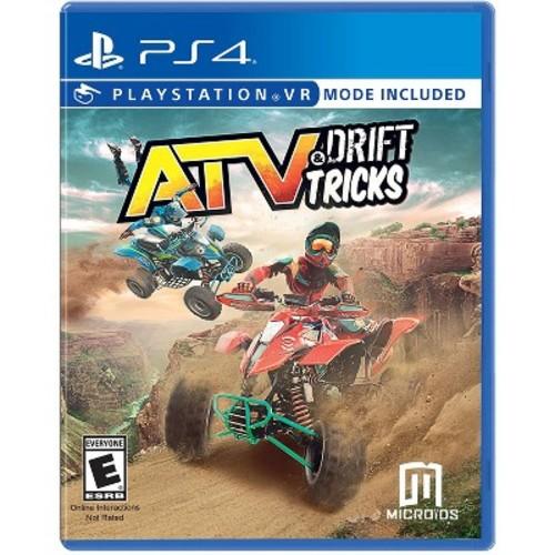 ATV: Drift & Tricks - PlayStation 4