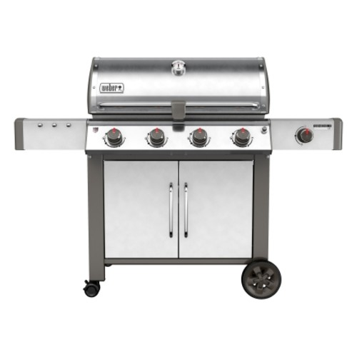 Weber Genesis II LX S-440 Natural Gas Grill