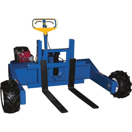 Vestil Gas-Powered All-Terrain Pallet Truck,