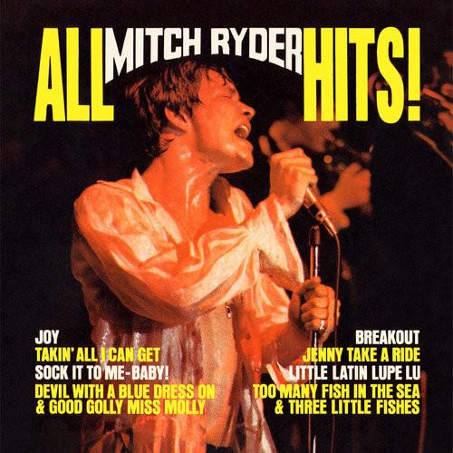 All Mitch Ryder Hits! [LP] - VINYL