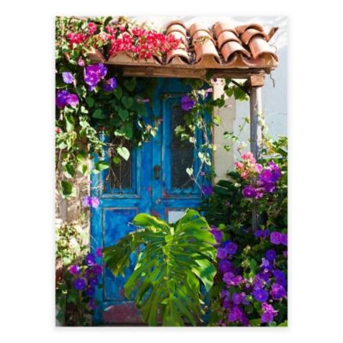 Morning Glory All-Weather Outdoor Canvas Wall Art
