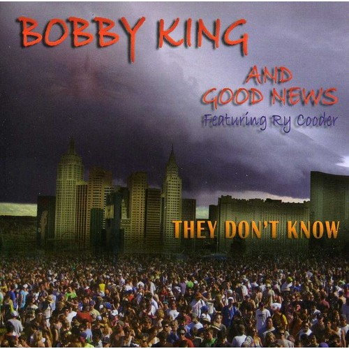 They Don't Know [CD]
