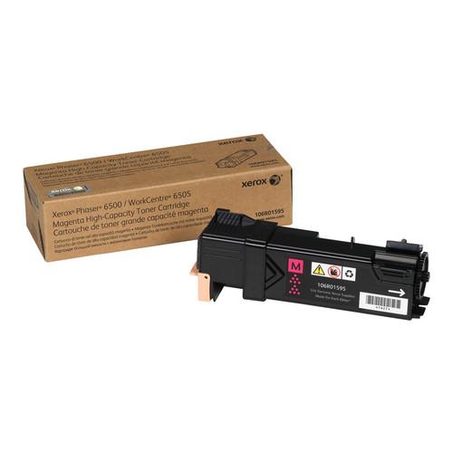 Xerox 106R01595 High-Capacity Toner Cartridge - Black - 4100 pg