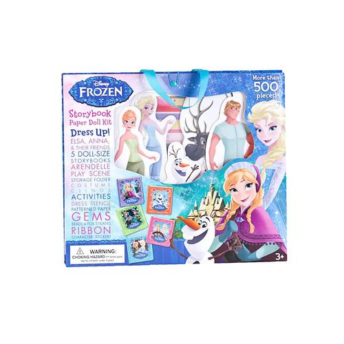 Disney's Frozen Paper Doll Kit