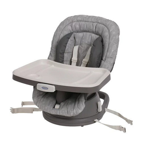 Graco High Chairs & Booster Seats Graco Swivi Whisk Booster Seat