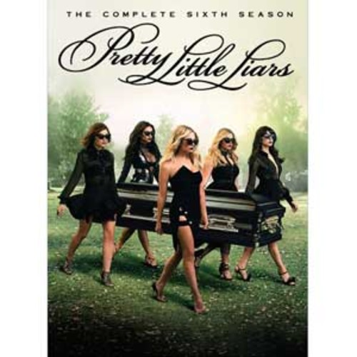 Pretty Little Liars: The Complete Sixth Season [DVD]