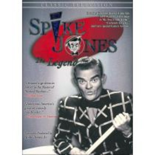 Spike Jones: The Legend [Collector's Set] [2 DVD / 1 CD] [DVD]