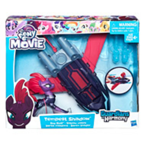 My Little Pony: Guardians of Harmony - Tempest Shadow with Sky Skiff