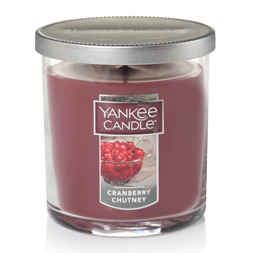 Yankee Candle Cranberry Chutney 7-oz. Candle Jar