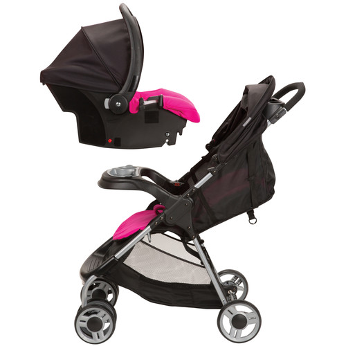 Cosco Lift and Stroll Travel System - Very Berry