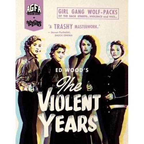 Violent Years (Blu-ray)