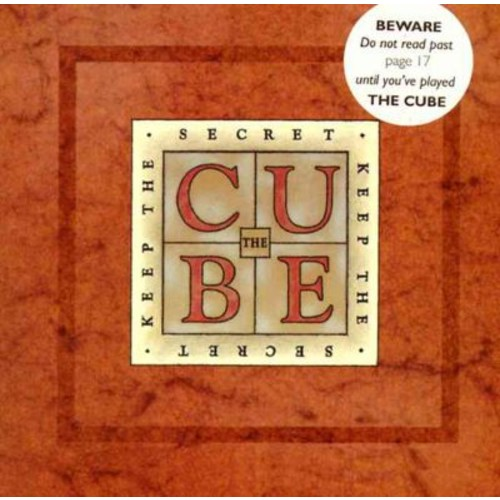 The Cube: Keep the Secret