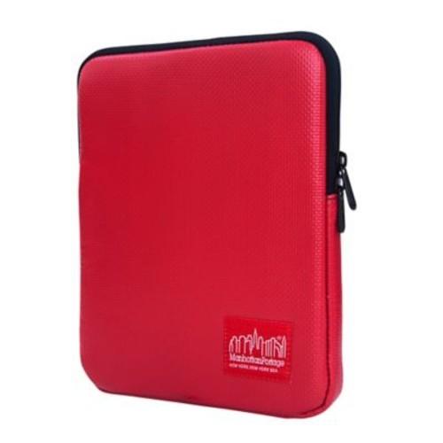 Manhattan Portage Vinyl Ipad Sleeve (1030-VL RED)