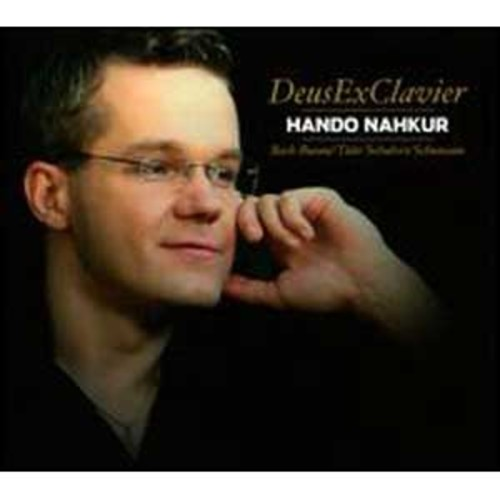 Deus Ex Clavier By Hando Nahkur (Audio CD)