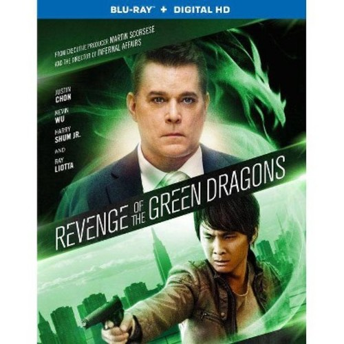 Revenge Of The Green Dragons (Blu-ray Disc)