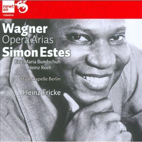 Simon Estes Sings Wagner Opera Arias - CD