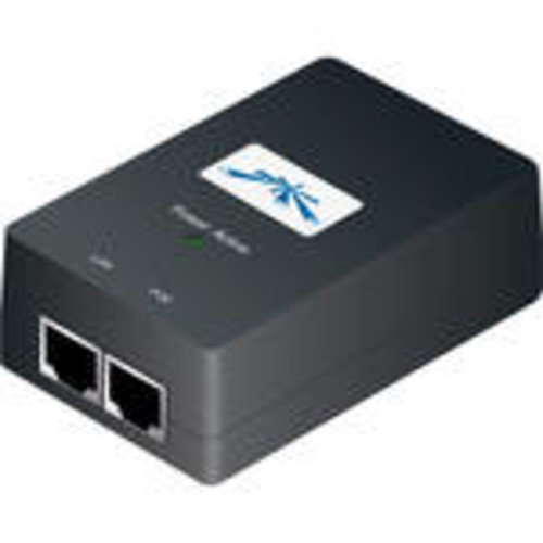 48V PoE Adapter with Gigabit LAN Port