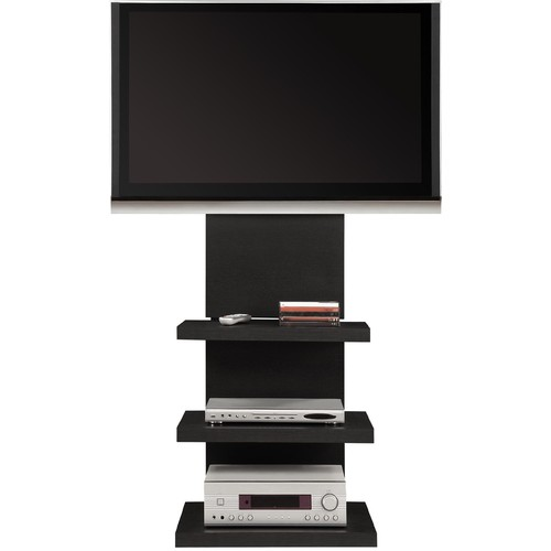 Dorel Home Furnishings Elevation Black AltraMount TV Stand