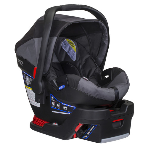 Britax BOB B-Safe 35 Infant Car Seat - Black