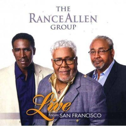 Rance Allen Group - Rance Allen Group:Live From San Franc (CD)