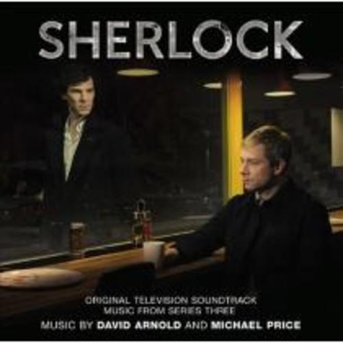 Sherlock: Music from Series Three [Original Television Soundtrack] [CD]