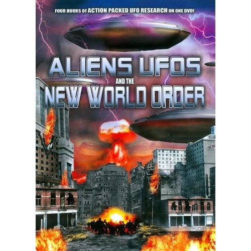 Aliens, UFOs and the New World Order [DVD] [2012]