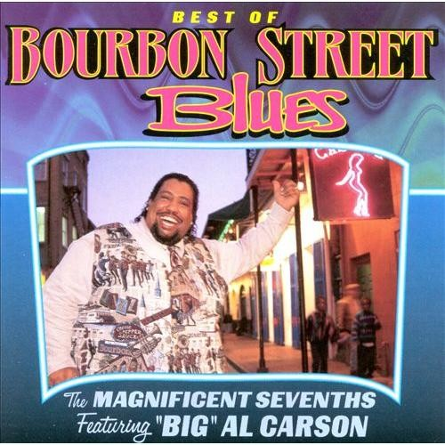 Bourbon Street Blues CD (1997)