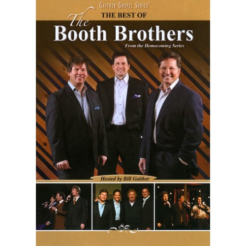 The Best of the Booth Brothers [DVD]