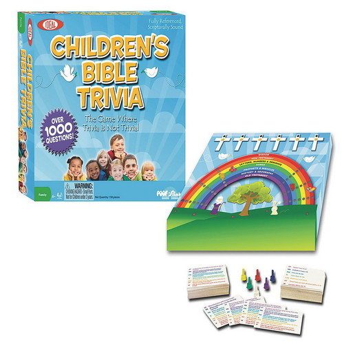 Ideal (Price/each)Ideal Children'S Bible Trivia
