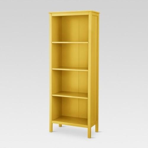 Bookcase Banana Split 4 Shelves - Threshold