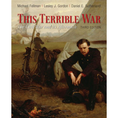 This Terrible War: The Civil War and Its Aftermath / Edition 3